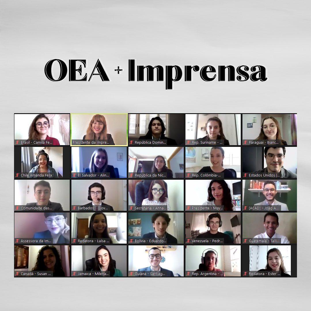 OEA + Press 1