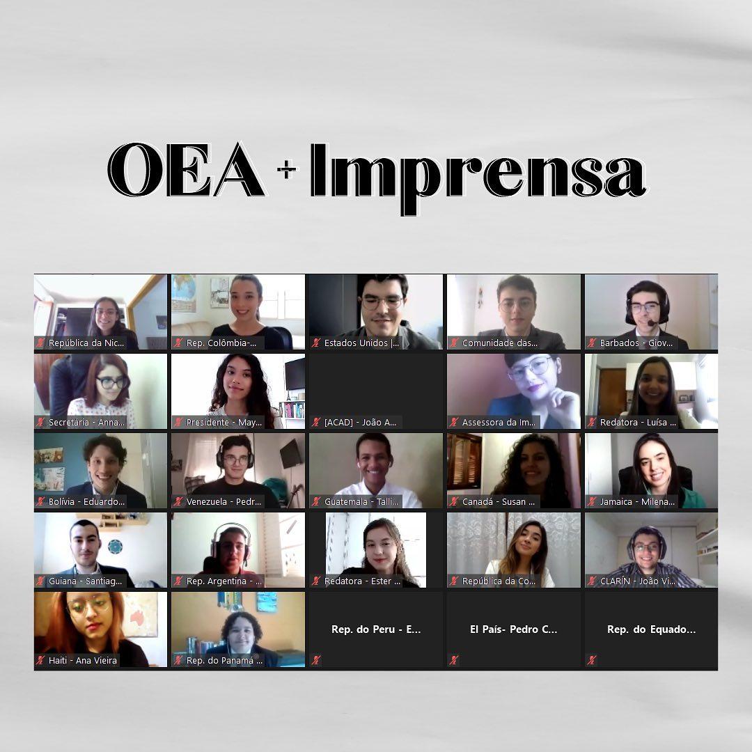 OEA + Press 2