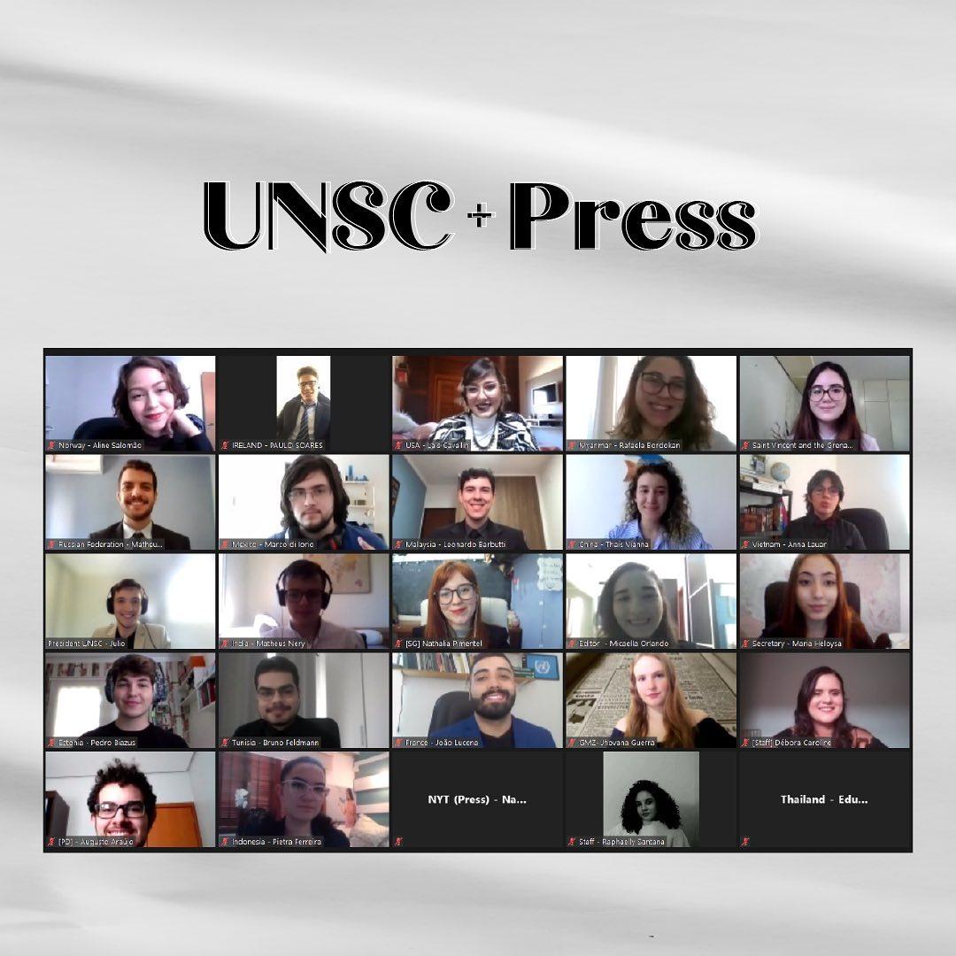 UNSC + Press 2