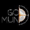 Logo GOMUN preto laranjapequeno do fundo transparente jpeg
